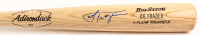 Larry Holmes Signed Rawlings Adirondack Pro Big Stick Baseball Bat (Beckett COA) at PristineAuction.com