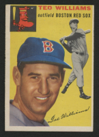 1954 Topps #250 Ted Williams at PristineAuction.com