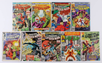 "Lot of (9) 1963-66 ""The Amazing Spider-Man"" #142-268 Marvel Comic Books at PristineAuction.com"