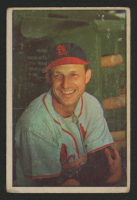 1953 Bowman Color #32 Stan Musial at PristineAuction.com