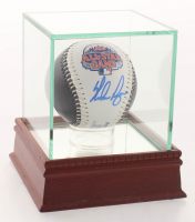 Nolan Ryan Signed 2013 All-Star Game Logo Baseball with High Quality Display Case (PSA COA) at PristineAuction.com