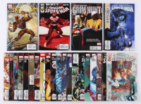"Lot of (24) 2006-09 ""The Amazing Spider-Man"" #526-#694 Marvel Comic Books at PristineAuction.com"