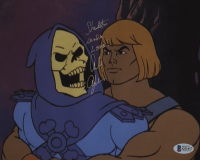"""Alan Oppenheimer Signed """"He-Man & the Masters of the Universe"""" 8x10 Photo with Inscription (Beckett COA) at PristineAuction.com"""