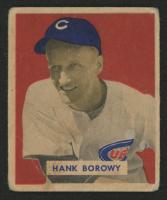 1949 Bowman #134 Hank Borowy RC at PristineAuction.com