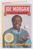 "Joe Morgan Signed ""Joe Morgan: A Life in Baseball"" Hardcover Book (PSA COA) at PristineAuction.com"