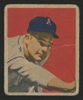1949 Bowman #9 Ferris Fain at PristineAuction.com