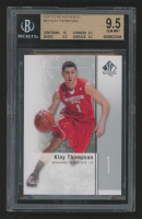 2011-12 SP Authentic #23 Klay Thompson (BGS 9.5) at PristineAuction.com