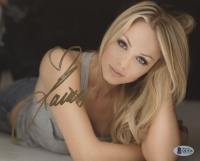 Laura Vandervoort Signed 8x10 Photo (Beckett COA) at PristineAuction.com