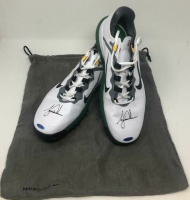 Tiger Woods Signed Nike Golf Shoes (UDA COA) at PristineAuction.com