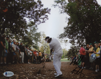 Bubba Watson Signed 8x10 Photo (Beckett COA) at PristineAuction.com