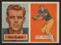 1957 Topps #45 Gary Knafelc at PristineAuction.com
