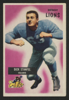 1955 Bowman #36 Dick Stanfel RC at PristineAuction.com