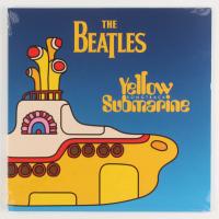 "The Beatles ""Yellow Submarine"" Soundtrack  Vinyl Record Album at PristineAuction.com"