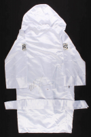 Mike Tyson Signed Cleto Reyes Boxing Robe (PSA COA) at PristineAuction.com