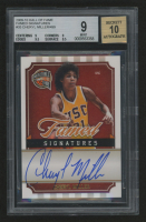 2009-10 Hall of Fame Famed Signatures #35 Cheryl Miller / 499 (BGS 9) at PristineAuction.com
