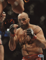 Randy Couture Signed UFC 8x10 Photo (Beckett COA) at PristineAuction.com