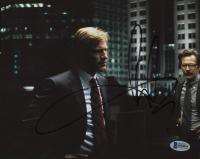 "Aaron Eckhart Signed ""The Dark Knight"" 8x10 Photo (Beckett COA) at PristineAuction.com"
