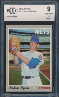 1970 Topps #712 Nolan Ryan (BCCG 9) at PristineAuction.com