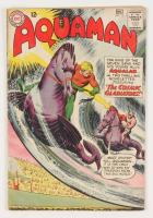 """1963 """"Aquaman"""" Issue #12 DC Comic Book at PristineAuction.com"""
