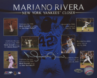 Mariano Rivera Signed New York Yankees 8x10 Photo (Steiner COA) at PristineAuction.com