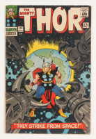 """1966 """"The Mighty Thor"""" Issue #131 Marvel Comic Book at PristineAuction.com"""