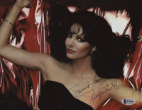 """Jaclyn Smith Signed 8x10 Photo Inscribed """"Much Love!"""" (Beckett COA) at PristineAuction.com"""
