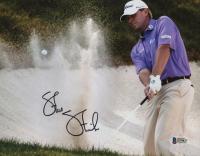 Steve Stricker Signed 8x10 Photo (JSA COA) at PristineAuction.com