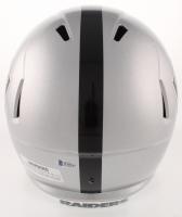 Hunter Renfrow Signed Oakland Raiders Full-Size Speed Helmet (Beckett COA) at PristineAuction.com