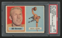 1994 Topps Archives 1957 Gold #58 Willard Sherman (PSA 6) at PristineAuction.com
