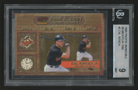 1998 Pacific Invincible Moments in Time #2 Cal Ripken (BGS 9) at PristineAuction.com