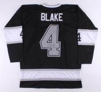 Rob Blake Signed Los Angeles Kings Jersey (Beckett COA) at PristineAuction.com