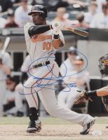 Adam Jones Signed Baltimore Orioles 11x14 Photo (JSA COA) at PristineAuction.com