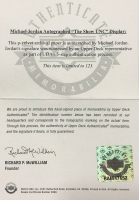 "Michael Jordan Signed North Carolina Tar Heels ""The Show"" 20.5x47.5 LE Custom Framed Print Display (UDA COA) at PristineAuction.com"
