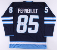 Mathieu Perreault Signed Jersey (Beckett COA) at PristineAuction.com