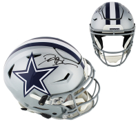 Deion Sanders Signed Cowboys Full-Size Authentic On-Field SpeedFlex Helmet (Radtke COA) at PristineAuction.com