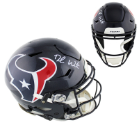 Deshaun Watson Signed Texans Full-Size Authentic On-Field SpeedFlex Helmet (Radtke COA) at PristineAuction.com