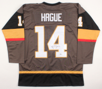 Nicolas Hague Signed Jersey (Beckett COA) at PristineAuction.com