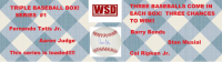 WSD Triple Baseball Mystery Box - 3 Autographed Baseballs in Each Box! at PristineAuction.com