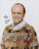 """Bob Newhart Signed 8x10 Photo Inscribed """"Best Wishes"""" (Beckett COA) at PristineAuction.com"""