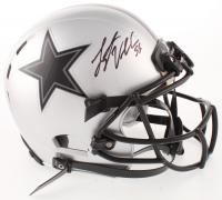 Leighton Vander Esch Signed Dallas Cowboys Full-Size Helmet (Beckett COA) at PristineAuction.com