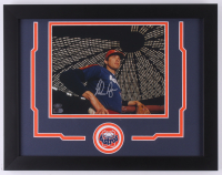 Nolan Ryan Signed Houston Astros 14x18 Custom Framed Photo Display (AIV COA & Ryan Hologram) at PristineAuction.com
