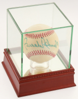 Brooks Robinson Signed OAL Baseball with High Quality Display Case (PSA COA) at PristineAuction.com