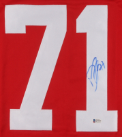 Dylan Larkin Signed Jersey (Beckett COA) at PristineAuction.com