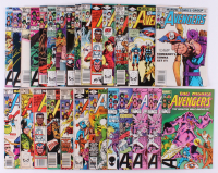 "Lot of (27) 1979-84 ""The Avengers"" Issues #189-#247 Marvel Comic Books at PristineAuction.com"