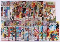 "Lot of (35) 1991-92 ""The Avengers"" Issues #213-#306 Marvel Comic Books at PristineAuction.com"