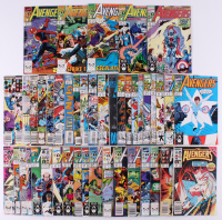 "Lot of (45) 1979-95 ""The Avengers"" Issues #188-#382 Marvel Comic Books at PristineAuction.com"