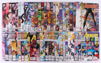 "Lot of (47) 1989-2004 ""The Avengers"" Issues #307-#503 Marvel Comic Books at PristineAuction.com"