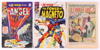 "Consecutive Lot of (3) 1968 ""The Uncanny X-Men"" #42-#44 Marvel Comic Books at PristineAuction.com"