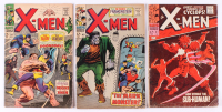 "Lot of (3) 1967-68 ""The Uncanny X-Men"" #38-#41 Marvel Comic Books at PristineAuction.com"