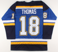 Robert Thomas Signed Jersey (Beckett COA) at PristineAuction.com